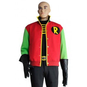 Batman Thrillkiller Cosplay Robin Jacket