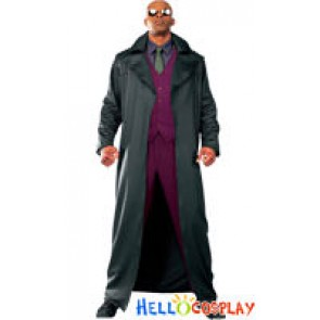 "The Matrix ""Morpheus"" Adults Cosplay Costume Halloween"