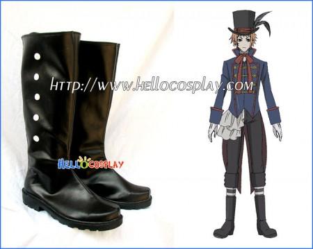 Black Butler Cosplay Drossel Keinz Black Boots