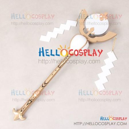 Fire Emblem Fates Cosplay Sakura Hand Staff Stick