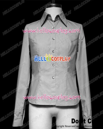 Attack On Titan Shingeki No Kyojin Cosplay Sasha Blouse Shirt Costume
