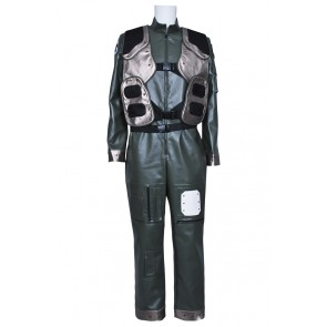 Battlestar Galactica Flightsuit Costume Viper Pilot Uniform