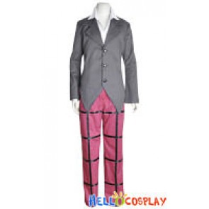 Seitokai No Ichizon Cosplay School Boy Uniform