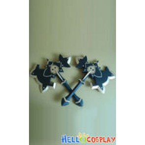 Queen's Blade Rebellion Cosplay Weapons Ymir Battle Axe