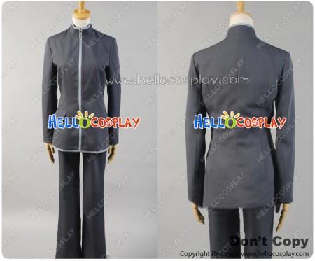 Accel World Cosplay Cyan Pile Costume School Boy Uniform