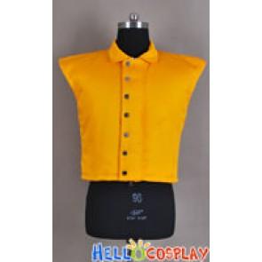 Street Fighter Charlie Cosplay Costume Vest