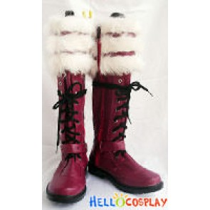 Blue Exorcist Cosplay Rin Okumura Boots