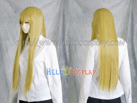 Dark Khaki Medium Cosplay Wig