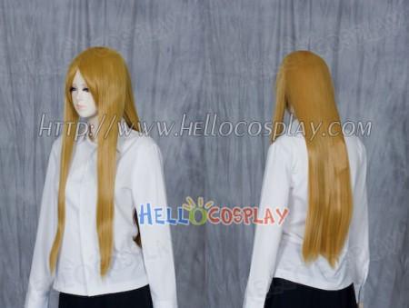 Gold Medium Cosplay Wig