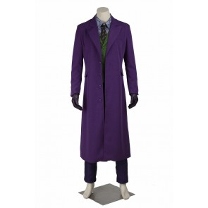 Batman The Joker The Dark Knight Cosplay Costume