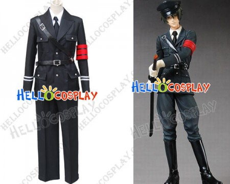 Togainu No Chi Cosplay Costume