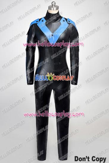 Batman Arkham City Nightwing Cosplay Costume Female