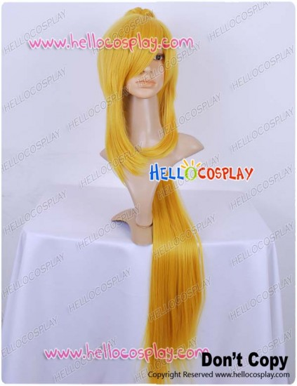 Brave 10 Anastasia Cosplay Wig With Ponytail