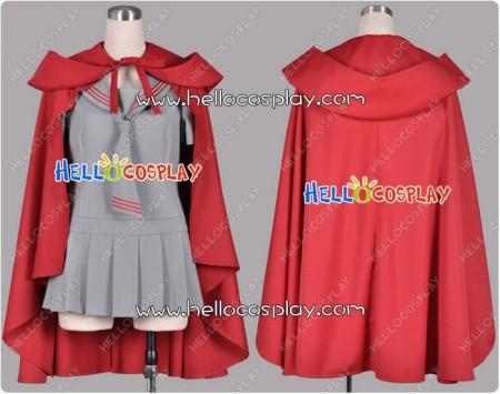 Zone-00 Cosplay Ruiko Costume