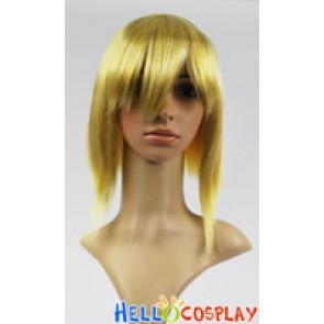 Gundam Cosplay Stellar Wig