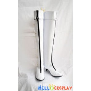 Chrome Shelled Regios Cosplay Dalsiena Che Matelna Boots