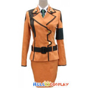 Code Geass Cecile Croomy Cosplay Costume