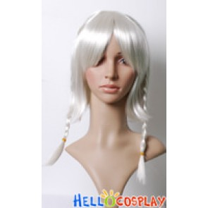 Touhou Project Cosplay Izayoi Sakuya Wig