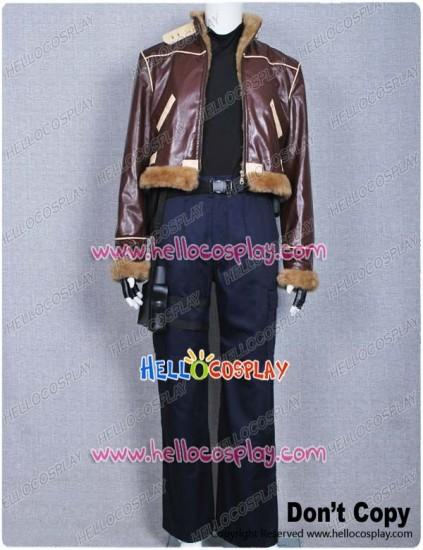 Resident Evil 4 Leon Kennedy Costume