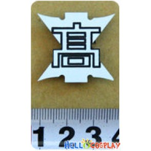 Danganronpa Cosplay Nekomaru Nidai Accessories Brooch