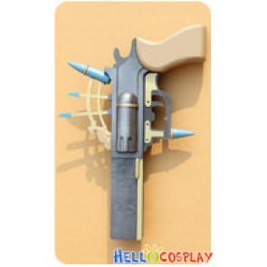 NORN9 Cosplay Azuma Natsuhiko Gun Weapon Prop