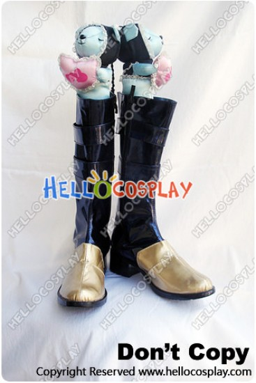 Touhou Project Cosplay Reisen Udongein Inaba Boots