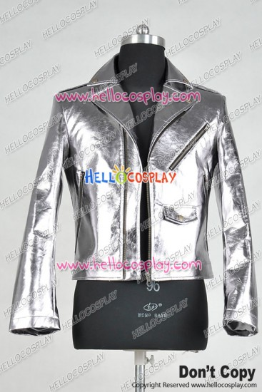 X-Men Apocalypse Quicksilver Jacket Cosplay Costume