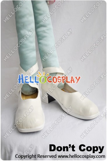 Black Butler Cosplay Queen Victoria Shoes