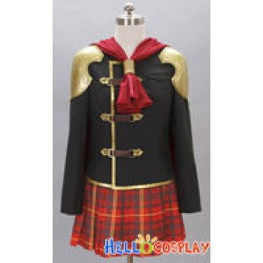 Final Fantasy Type-0 Cosplay Deuce Costume