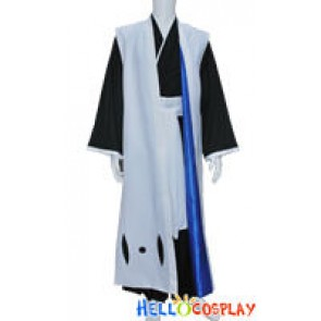 Bleach Captain Of The 6th Division Byakuya Kuchiki Cloak