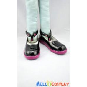 Vocaloid 3 Cosplay Yuzuki Yukari Shoes