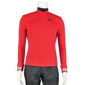 Star Trek Beyond Scotty Chief Engineer Uniform Cosplay Costume