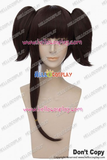 Kabaneri Of The Iron Fortress Mumei Cosplay Wig