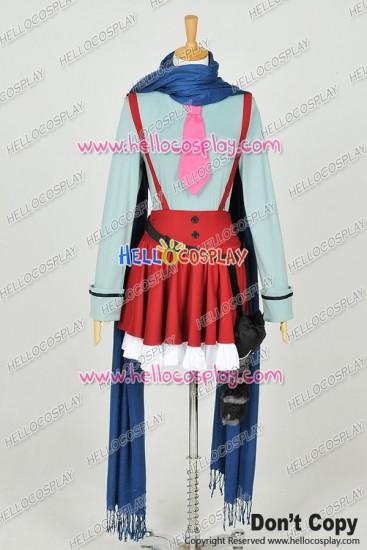 Love Chunibyo Other Delusions Chuunibyou Demo Koi Ga Shitai Cosplay Satone Shichimiya Costume
