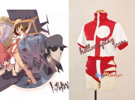 Gunbuster Cosplay Costume