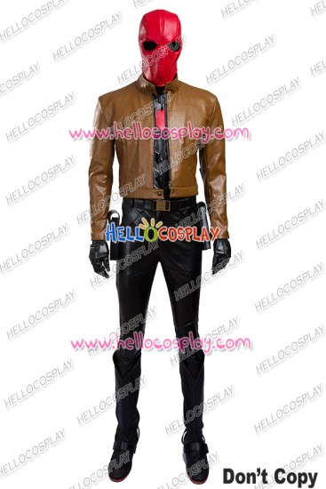 Batman Jason Todd Cosplay Costume