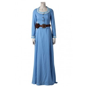 Westworld Dolores Abernathy Cosplay Costume