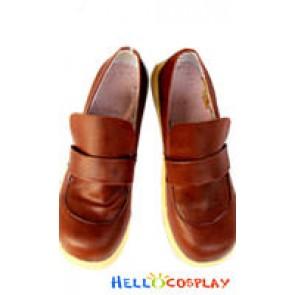 Shakugan No Shana Cosplay Shana Costume Boots Shoes
