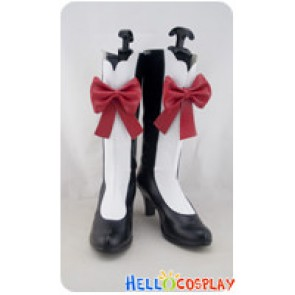 Shining Heart Cosplay Shoes Rhona Boots