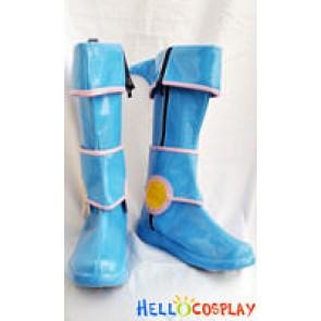 Yu-Gi-Oh! Cosplay Dark Magician Girl Boots