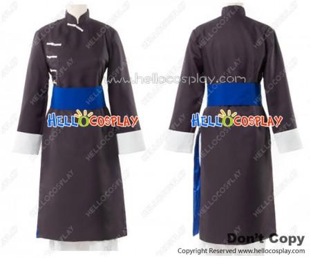 Gintama Silver Soul Cosplay Kamui Costume