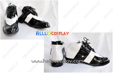 Tiger & Bunny Cosplay Tiger Shoes