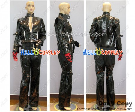 The King Of Fighters KOF 99 Cosplay K' Prime K Dash Costume