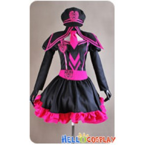 Vocaloid Love Philosophia Cosplay Megurine Luka Costume