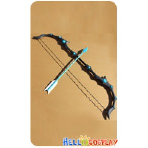 League Of Legends LOL Cosplay Ashe Bow Arrow Prop