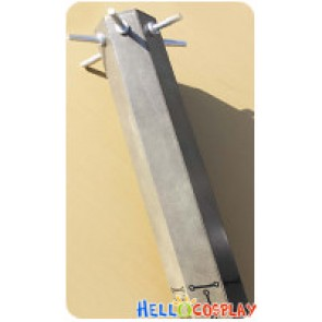 Touhou Project Cosplay Utsuho Reiuji Weapon Prop