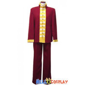 Saiyuki Cosplay Son Goku Costume Chinese Version