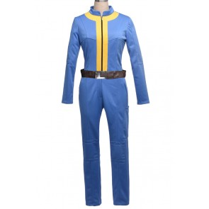 Game Fallout 4 Vault 111 Cosplay Costume Female