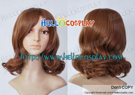 Axis Powers Hetalia APH America Female Cosplay Wig