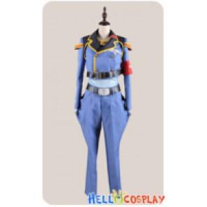 Code Geass Cosplay Akito Hyuga Costume Uniform